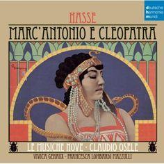 Claudio Osele - Hasse: Marc'antonio E Cleopatra