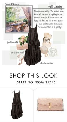 """""""Mon Style № 87 - September 3, 2016"""" by ann4-kar1na ❤ liked on Polyvore featuring Attico, Dolce&Gabbana, Dsquared2 and fallwedding"""