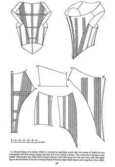 Nora Waugh's Corsets and Crinolines