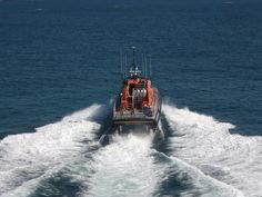 RNLI, Padstow Lifeboat, Cornwall, UK, photo taken by Debbie Corke, September 2012, shorelings1@gmail.com