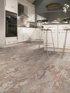 Awesome Cork Floor Basement