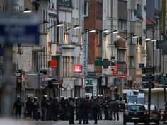 Suicide bomber in Paris attacks police raid was Belgian-Moroccan - The Express Tribune