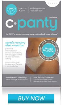 C-Panty Products - is the only c-section recovery panty to speed recovery and reduce scarring | C-Panty