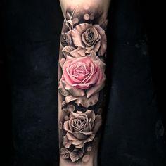 (notitle) - Tattos- (notitle) – Tattos  (notitle) – Tattos – #notitle #Tattos  -#RoseTattooIdeasankle #RoseTattooIdeashand #RoseTattooIdeasleg #RoseTattooIdeasminimal #RoseTattooIdeaswatercolor