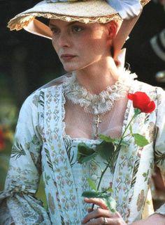 """Michelle Pfeiffer as Madame de Tourvel, """"Dangerous Liaisons"""" (1988)"""