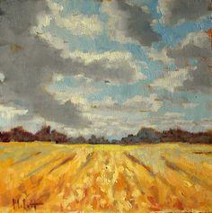 art fields | Heidi Malott Original Paintings