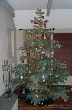 martha stewart christmas tree | Holidays | Pinterest | Martha ...