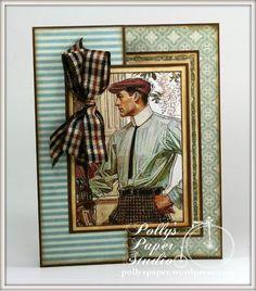 Dapper Fellow Card 1