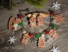 Your place to buy and sell all things handmade Family Christmas, Christmas Presents, Holiday Gifts, Christmas Ornaments, Cupcake Quotes, Outdoor Clothing, Christmas Settings, Xmas Decorations, Polymer Clay Jewelry