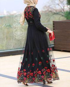 Plus size Modest Dresses Islamic Fashion, Muslim Fashion, Modest Fashion, Fashion Dresses, Modest Dresses, Modest Outfits, Nice Dresses, Casual Dresses, Casual Clothes