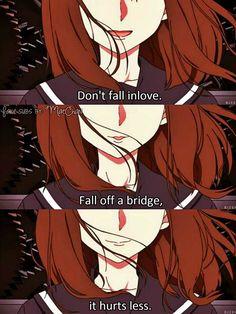 Fall huh.. Anime: Mekakucity Actors