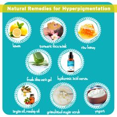 Skin pigmentation disorders affect the color of your skin. Your skin gets its color from a pigment called melanin. Here are some natural remedies for skin hyperpigmentation that you can do on your own. #skincare #hyperpigmentation #beautytip #skincare \tip #naturalremedies