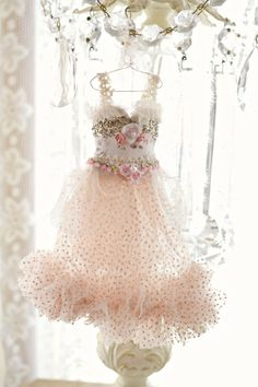 Handmade Fairy Ball Gown by Jennelise Rose by Jenneliserose
