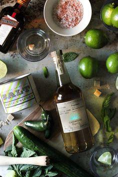 Mint Cucumber & Smok