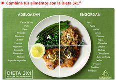 Dieta disociada limpieza higado natural slim