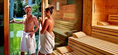 Einfach abschalten in unserer Sauna! Sauna, Wellness, Simple