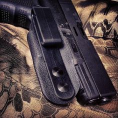 Glock trigger guard holster Version 2. #tgV2 #glock #ccw #edc #2AUSC #USA #ccweapon #triggerguard #holster #kydexkitchen #atomictactical #minimalist #carry #lightweight #kydex