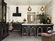 Inside+an+Interior+Designer+and+Model's+Beautiful+Swedish+Home+via+@MyDomaine