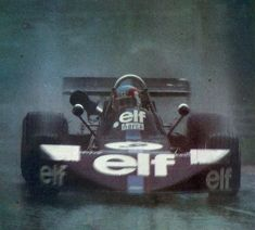 Patrick Depailler - March 742 BMW - March Engineering - Grand prix de Pau 1974