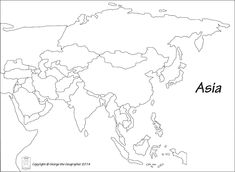 Printable World Map Asia Blank Map Sri Lanka Blank Map Aus India Blank Map A4 Size Middle East And Asia Blank Map Blank Map Of Asia Minor Africa Outline, Map Outline, Map Sketch, Drawing Sketches, Drawings, Blank World Map, World Map With Countries, World Map Printable, Map Worksheets