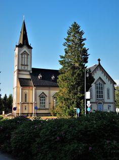 Peräseinäjoen kirkko, Seinäjoki.