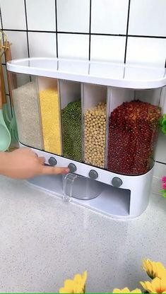 Cool Gadgets To Buy, Cool Kitchen Gadgets, Home Gadgets, Kitchen Items, Home Decor Kitchen, Kitchen Hacks, Diy Kitchen, Cool Kitchens, Kitchen Organization Pantry