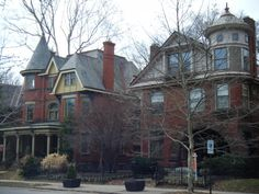 Victorian Village Columbus, Ohio