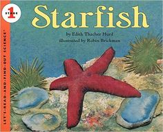Starfish (Let's-Read-and-Find-Out Science): Edith Thacher Hurd, Robin Brickman: 9780064451987: Amazon.com: Books