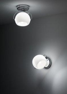 Beluga White G27 - Fabbian | Designerskie Lampy & Oświetlenie LED