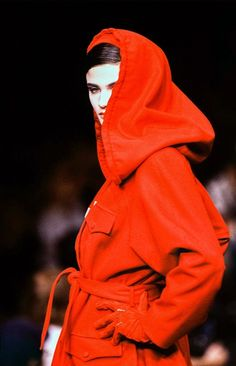 Claude Montana Fall/Winter 1990-91
