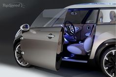 MINI Rocketman Concept