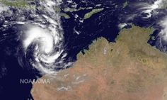 Western Australia braces for flooding as cyclone Olwyn downgraded Cyclone Olwyn #CycloneOlwyn