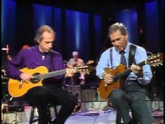 Imagine - Chet Atkins and Mark Knopfler - YouTube
