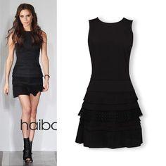 summer fashion black | new fashion fashion spring and summer victoria style slim design