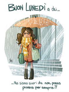Illustrations for boring monday mornings | 2014 on Behance