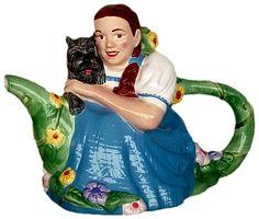 Wizard of Oz teapot