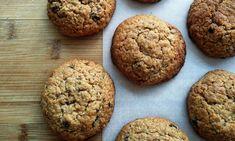 Συνταγή για μπισκότα βρώμης - Ιδανικά για κολατσιό στο σχολείο - Mothersblog.gr Biscotti, Muffin, Diet, Cookies, Breakfast, Cake, Desserts, Recipes, Food