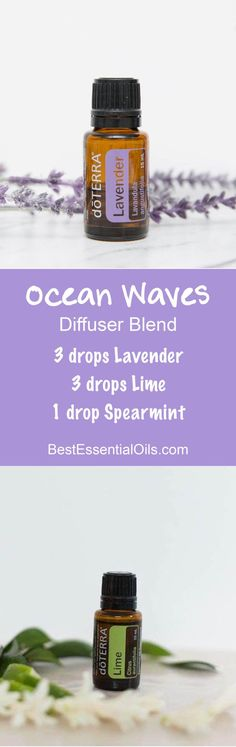 Ocean Waves doTERRA Diffuser Blend 450 designer and niche perfumes/colognes to choose from! <Visit> http://qoo.by/2wrI/