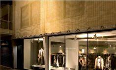 Anodized Gold Alu6010, facade