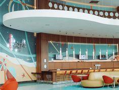 Swizzle Lounge | Cabana Bay | The Ultimate Family Friendly Orlando Resort: Universal's Cabana Bay