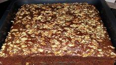Ořechový koláč se snadnou přípravou! Stačí jen vše smíchat! Připravený za 10 minut! | Vychytávkov