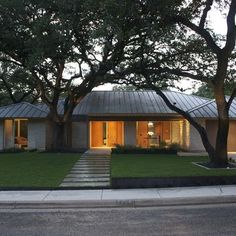 What's not to love? Ranch, modern exterior.
