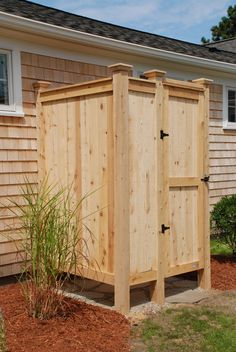 Outdoor Showers Are Our Specialty Our Cape Cod Outdoor