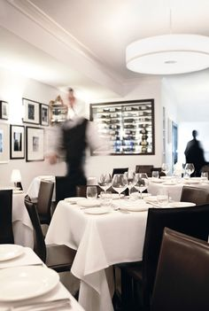 Il Mulino: Beautiful upscale Italian food, either Uptown (East 60th) or Downtown (West 3rd).