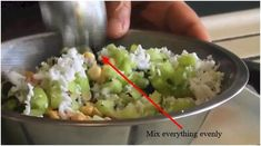 Mix everything evenly How To Cook Kale, Diabetic Friendly, Base Foods, Plant Based Recipes, Guacamole, Potato Salad, Diabetes, Keto Recipes, Meal Planning