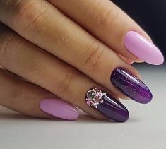 100 Long Nail Designs 2019 Ideas in our Long Nail Designs 2019 Ideas in our App. New manicure – Classy Nail Designs, Long Nail Designs, Beautiful Nail Designs, Acrylic Nail Designs, Art Designs, Simple Toe Nails, Classy Nails, Cute Nails, Pretty Nails