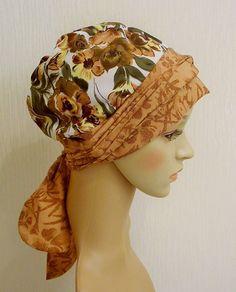 Head Scarf  Headscarf Short Hair Scarf Head by accessoriesbyrita