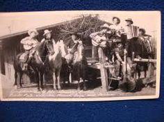 Singing Cowboys...old school.