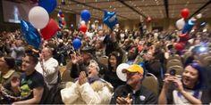 Sanders gana los caucus demócratas en Idaho y Utah -...