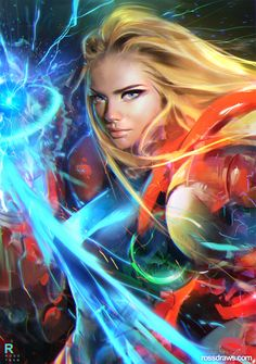 Samus Aran by rossdraws